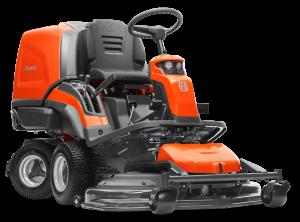 Husqvarna RC 318T rider fűgyűjtővel termék fő termékképe