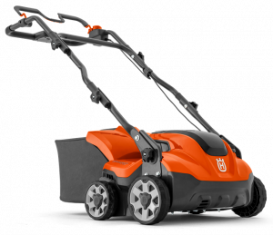 Husqvarna S138i akkumulátoros gyepszellőztető (akku és töltő nélkül) termék fő termékképe