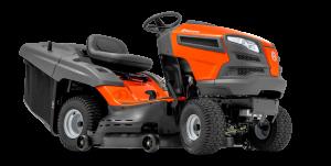 TC 142T kerti traktor, fűgyűjtős termék fő termékképe