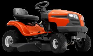 Husqvarna TS 138 kerti traktor, oldalkidobós termék fő termékképe