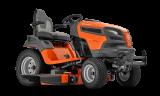 TS 348XD kerti traktor, oldalkidobós