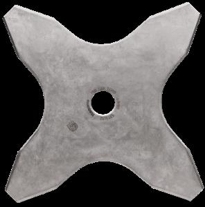Fűvágó kés, 4-ágú termék fő termékképe