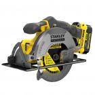 Stanley 18 V -os Li-ion akkus körfűrészek
