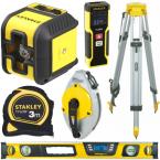 Stanley műszerek, mérőeszközök, tartozékok