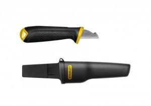 Stanley 0-10-234 FATMAX® fixpengés kés villanyszerelési munkákhoz tokkal termék fő termékképe