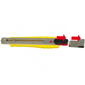 Stanley 0-10-421 FATMAX® fémházas tördelhető pengés kés, 18 mm termék fő termékképe