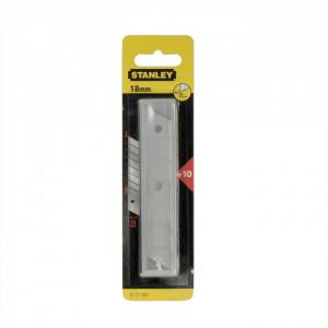 Stanley 0-11-301 tördelhető penge 18 mm, 10db/csomag termék fő termékképe