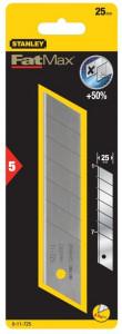 Stanley 0-11-725 FATMAX® tördelhető penge 25 mm, 5db/csomag termék fő termékképe