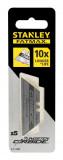 Stanley 0-11-800 CARBIDE trapéz penge wolfram-karbid élekkel, 5db/csomag
