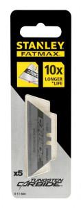Stanley 0-11-800 CARBIDE trapéz penge wolfram-karbid élekkel, 5db/csomag termék fő termékképe