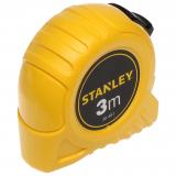 Stanley 0-30-487 mérőszalag, 3 m (bliszteres)
