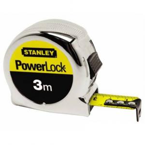 Stanley 0-33-522 POWERLOCK mérőszalag, 3 m termék fő termékképe