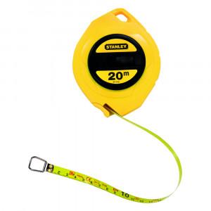 Stanley 0-34-105 zárt, metrikus acél mérőszalag, 20 m termék fő termékképe