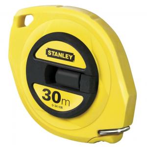 Stanley 0-34-108 zárt, metrikus acél mérőszalag, 30 m termék fő termékképe