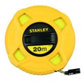Stanley 0-34-296 zárt, üvegszálas mérőszalag, 20 m