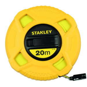 Stanley 0-34-296 zárt, üvegszálas mérőszalag, 20 m termék fő termékképe