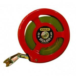 Stanley 0-34-406 RUBAN-ACIELAK acél mérőszalag (kopás elleni bevonattal), 20 m termék fő termékképe