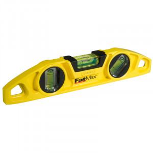 Stanley 0-43-603 FATMAX® TORPEDO vízmérték, mágneses, 22 cm termék fő termékképe