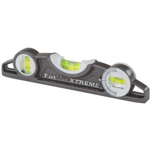 Stanley 0-43-609 FATMAX® XTREME TORPEDO vízmérték, mágneses, 25 cm termék fő termékképe