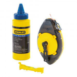 Stanley 0-47-465 POWERWINDER kicsapózsinór készlet, 30 m termék fő termékképe