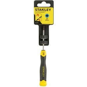 Stanley 0-64-952 CushionGrip pozidrive csavarhúzó, PZ0 x 60 mm (bliszteres) termék fő termékképe
