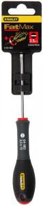 Stanley 0-64-983 FATMAX® lapos csavarhúzó párhuzamos éllel, 3.5 x 75 mm (bliszteres) termék fő termékképe