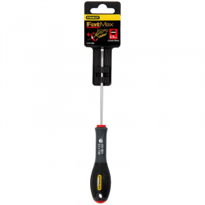 Stanley 0-64-984 FATMAX® lapos csavarhúzó párhuzamos éllel, 3.5 x 100 mm (bliszteres) termék fő termékképe
