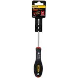 Stanley 0-65-098 FATMAX® lapos csavarhúzó, 5.5 x 100 mm (bliszteres)