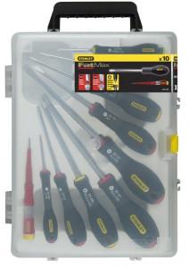 Stanley 0-65-439 FATMAX® csavarhúzó készlet, 10 részes termék fő termékképe