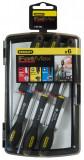 Stanley 0-65-492 FATMAX® órás/műszerész csavarhúzó készlet, 6 részes