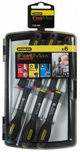 Stanley 0-65-492 FATMAX® órás/műszerész csavarhúzó készlet, 6 részes termék fő termékképe