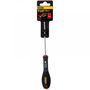 Stanley 0-65-017 FATMAX® lapos csavarhúzó párhuzamos éllel, 4 x 100 mm (bliszteres) termék fő termékképe