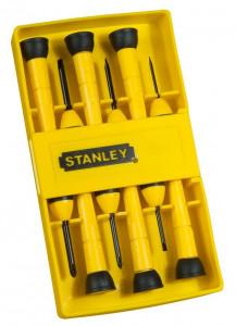 Stanley 0-66-052 precíziós csavarhúzó készlet, 6 részes termék fő termékképe