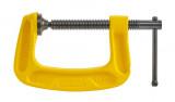 """Stanley 0-83-033 MAXSTEEL """"C"""" szorító, 75 mm"""