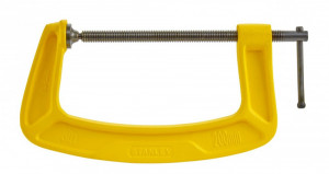 """Stanley 0-83-036 MAXSTEEL """"C"""" szorító, 200 mm termék fő termékképe"""