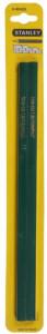 Stanley 0-93-932 kőműves ceruza, zöld, 2db/csomag (bliszteres) termék fő termékképe