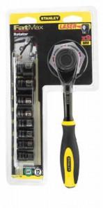 """Stanley 0-94-607 1/4"""" rotációs dugókulcs készlet, 11 részes termék fő termékképe"""