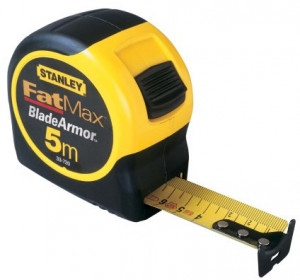 Stanley 0-33-720 FATMAX® BLADE ARMOR mérőszalag, 5 m termék fő termékképe