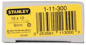 Stanley 1-11-300 tördelhető penge 9 mm, 100db/csomag termék fő termékképe
