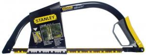 Stanley 1-15-449 professzionális keretes fűrész hajlított fogazással, kézvédővel, 530 mm termék fő termékképe