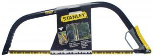 Stanley 1-15-453 professzionális keretes fűrész hajlított fogazással, kézvédővel, 760 mm termék fő termékképe