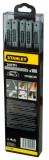 Stanley 1-15-842 LION fémfűrészlap 24 TPI x 300 mm,100db/csomag