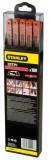 Stanley 1-15-907 RUBIS fémfűrészlap 32 TPI x 300 mm,100db/csomag