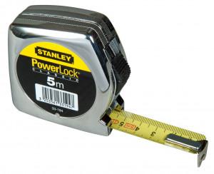 Stanley 0-33-194 POWERLOCK® ABS házas mérőszalag, 5 m (bliszteres) termék fő termékképe