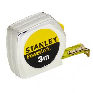 Stanley 0-33-238 POWERLOCK® ABS házas mérőszalag, 3 m (bliszteres) termék fő termékképe