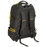 1-79-215 FATMAX szerszámtároló hátizsák kihúzható fogantyúval és görgőkkel