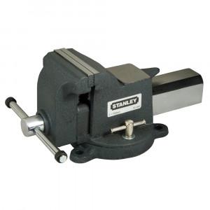 1-83-066 MAXSTEEL profi asztali satu, befogás 100 mm termék fő termékképe