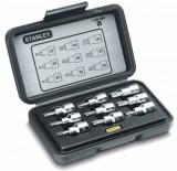 """Stanley 1-89-098 1/2"""" torx dugókulcs készlet, 9 részes"""