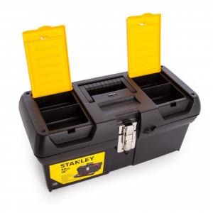 """Stanley 1-92-065 fémcsatos szerszámos láda, 16"""" termék fő termékképe"""
