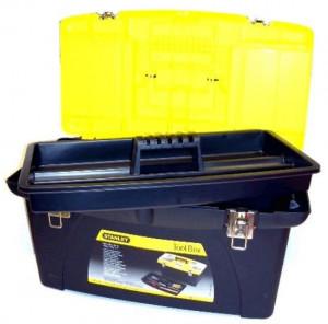 """Stanley 1-92-908 Jumbo szerszámos láda, fém csattal, 22"""" termék fő termékképe"""